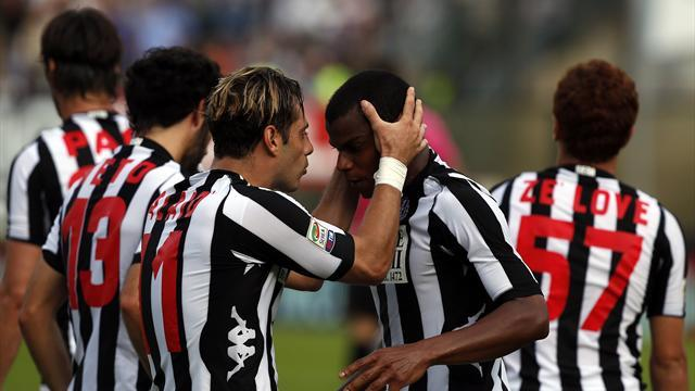 Serie A - Serie B side Siena docked more points