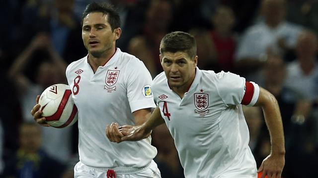 Premier League - Gerrard, Lampard on FIFPro shortlist