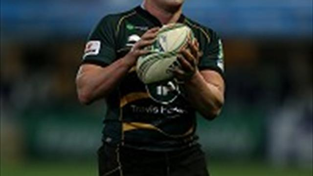 Rugby - Hartley happy as Saints keep hopes alive