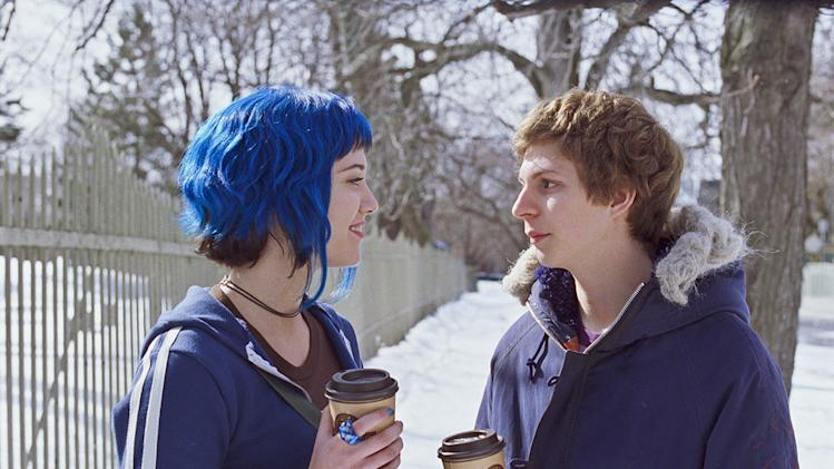 Scott Pilgrim vs the World Universal Pictures 2010 Mary Elizabeth Winstead Michael Cera
