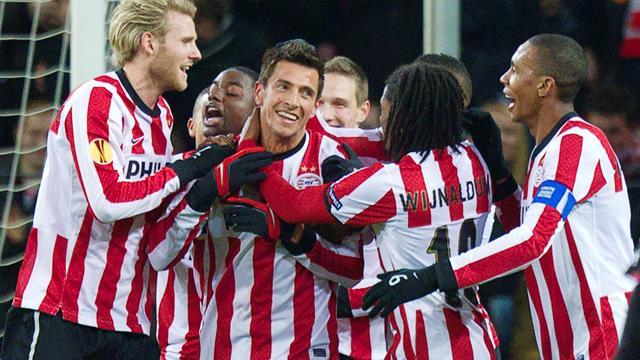 PSV survive scare against amateurs