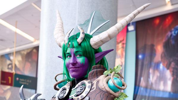 Ysera (Cataclysm Outfit)