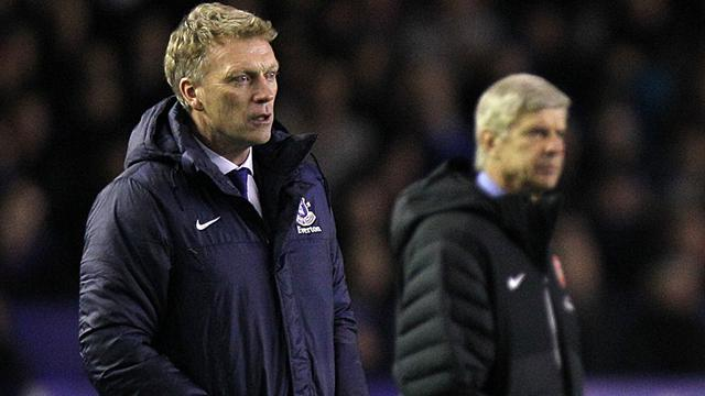 Premier League - Paper Round: Moyes to rescue Arsenal from Wenger
