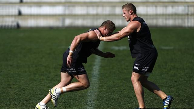 Rugby League - Yorkshire brothers set to play role in Rabbitohs revival