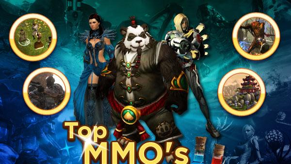 Top MMOs of 2012