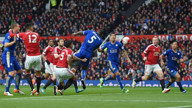VÍDEO: Los goles del Manchester United 1-1 Leicester City