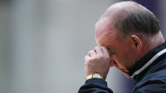 Six Nations - Declan Kidney leaves Ireland job