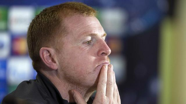 Scottish Football - Cup exit hurts Celtic boss Lennon