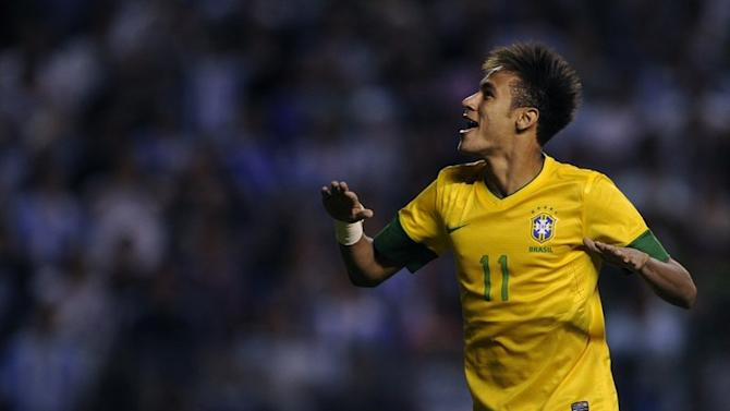 Neymar keen on Barcelona