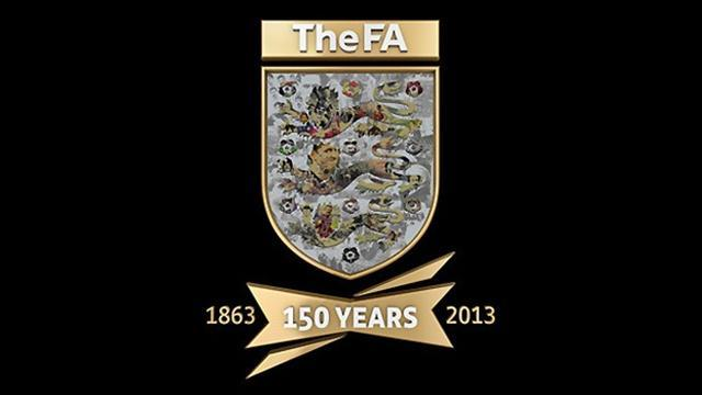 Football - FA unveil 150th anniversary badge, and Olly Murs