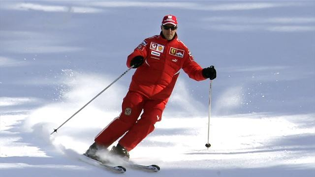 Formula 1 - Schumacher coming out of coma as 'waking up process' begins