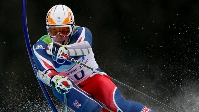 Alpine Skiing - Ryding takes second at Europa Cup in Chamonix