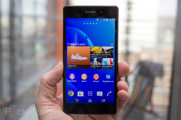 Sony Xperia Z2 available in the UK before 1 May release date