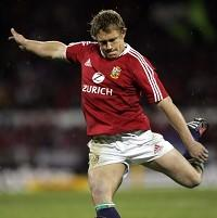 Jonny Wilkinson would relish another opportunity with the British and Irish Lions