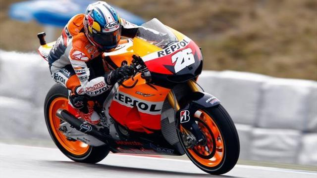 Pedrosa hopeful of cutting gap