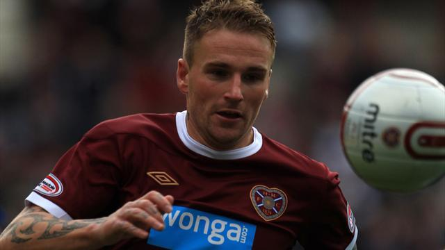 Scottish Football - Hearts beat Inverness on penalties to make final