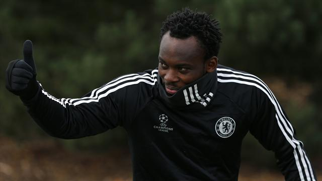 Serie A - AC Milan agree deal to sign Chelsea's Essien