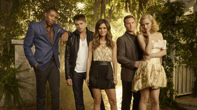 """The cast of """"Hart of Dixie."""""""