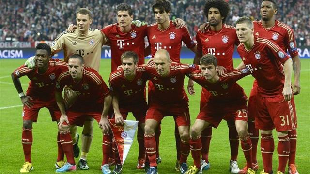 Bundesliga - Bayern dominate FIFA Player of the Year nominations