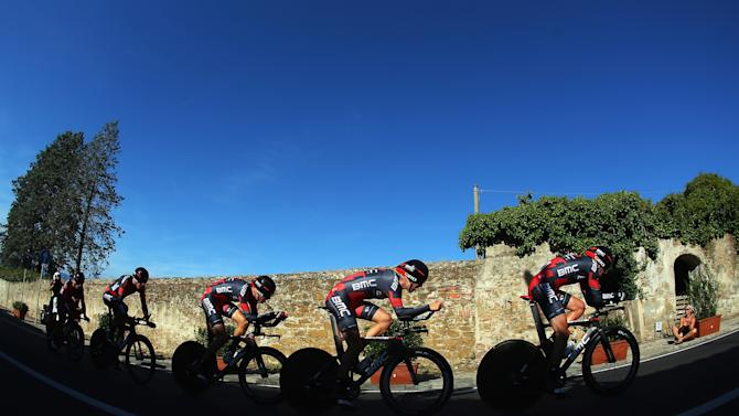 UCI Road World Championships - Day One