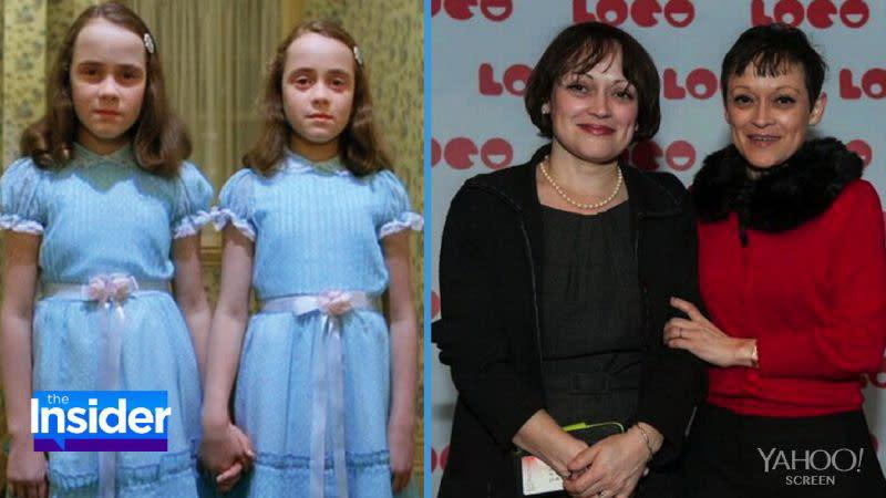 <p>第三名.《鬼店》雙胞胎女孩:「驚」典永不退流行。改編自史蒂芬金筆下驚悚小說的1980年之作《鬼店》,片中實在有太多經典的驚嚇畫面。其中這對詭異雙胞胎女孩尤其令人永生難忘,不僅令小兒子丹尼放聲尖叫,也讓觀眾彷彿永遠被困在237號房的夢靨之中。這對雙胞胎女孩至今仍化身為各種商品,不斷出現在影迷的生活周遭,既是流行也是致敬,經典電影永遠無可取代。(圖:Yahoo US) </p>