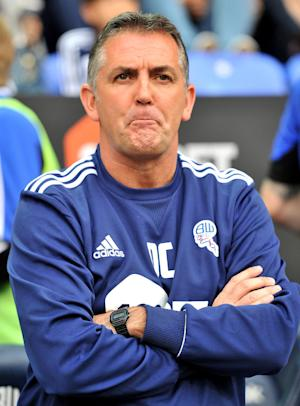 Owen Coyle saw the 2-2 draw as two points dropped