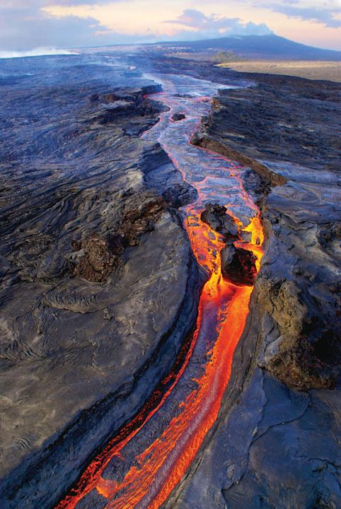 Volcano's 30-Year Eruption Bursting with Discoveries