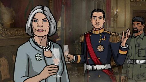 Next On Archer Vice: Palace Intrigue, Part II