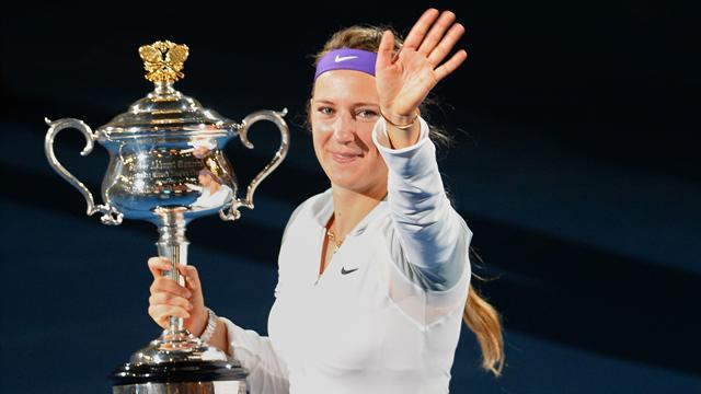 Australian Open - Champion Azarenka coy on Williams rivalry
