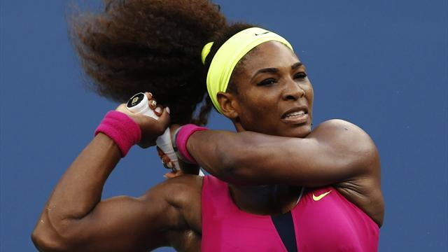Tennis - Serena, Sharapova to join Murray in Brisbane
