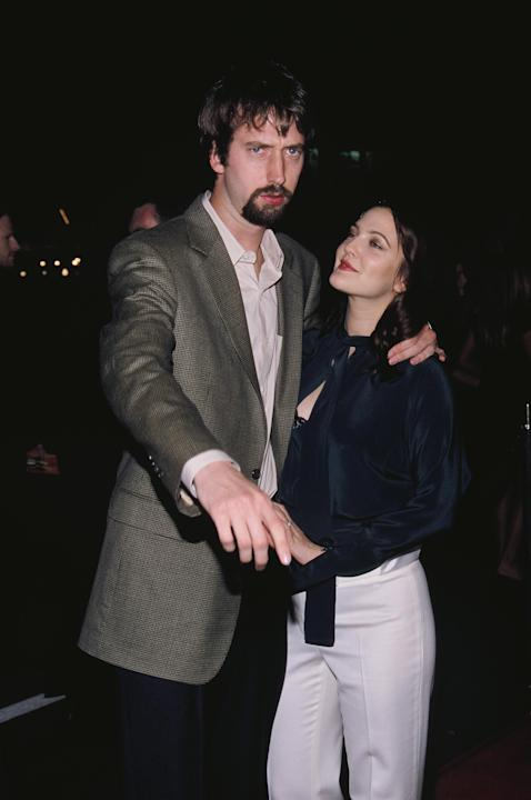 Drew Barrymore, Tom Green