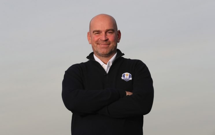 Thomas Bjorn is the new European Ryder Cup captain. (Getty Images)