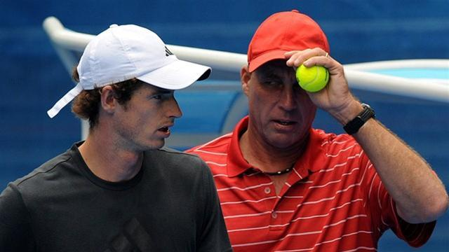 Tennis - Murray to face Lendl in charity doubles at Queen's