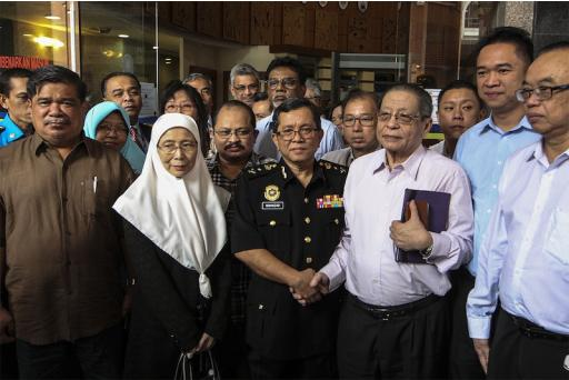 Once enemies, now DAP and MACC join hands in 1MDB controversy