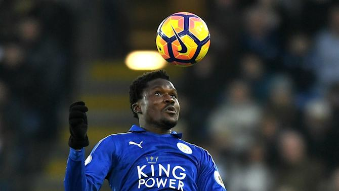 Amartey gets cameo in Leicester defeat, Asamoah benched