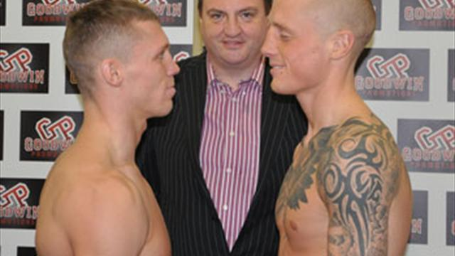 Boxing - Markham and Matthews ready for Friday night clash