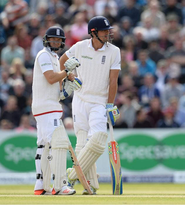 CRIC: England's Adam Lyth and Alastair Cook