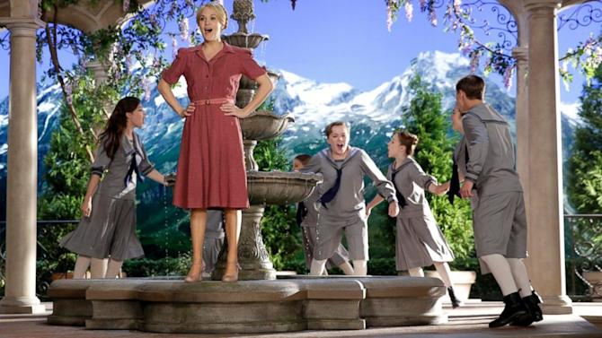 Carrie Underwood Sounds Off On 'The Sound of Music Live'