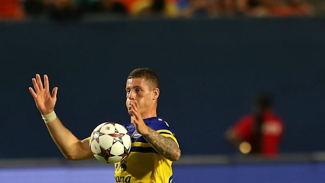 International Champions Cup 2013 - Fifth Place Match
