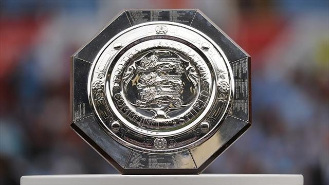 Football - Community Shield back at Wembley