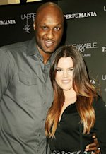 Lamar Odom and Khloe Kardashian | Photo Credits: Jason LaVeris/FilmMagic