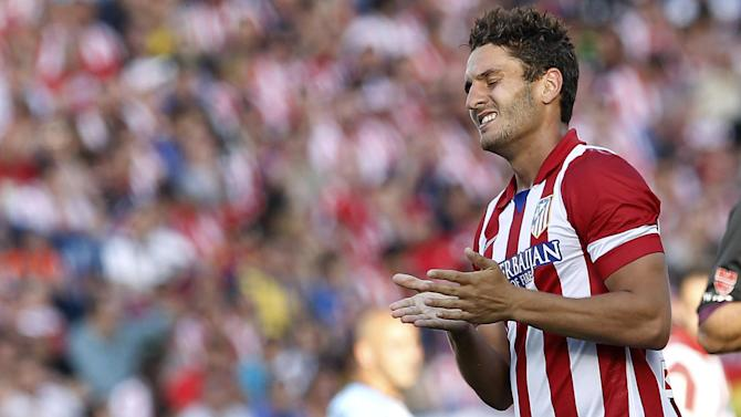 Liga - Koke explains why he turned down Barcelona