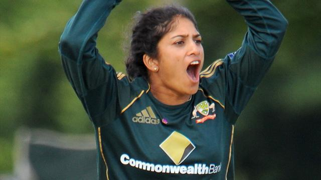 Australia's women to face England in T20 final