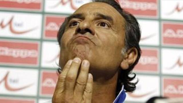 Italian Serie A - Prandelli was on Juve radar in 2004