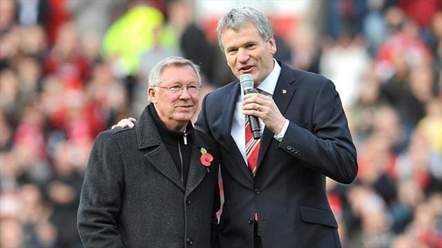 Football - Gill: Replacing Fergie is a 'dream job'