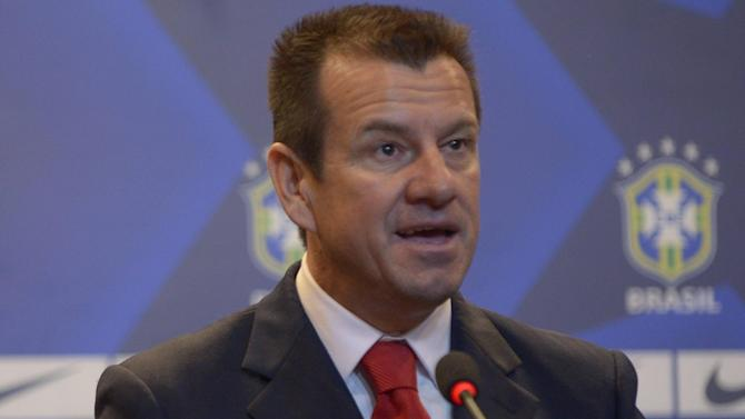 South American Football - Dunga names former team mates as Brazil assistants