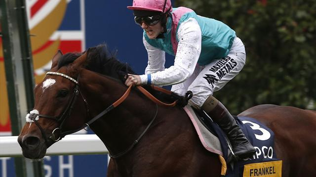 Horse Racing - Frankel starts his new life as super stud