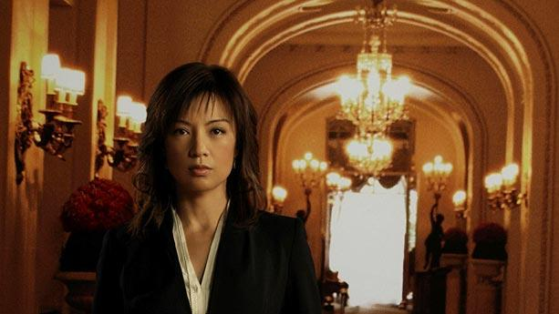 Ming-Na stars as Agent Lin Mei in Vanished on FOX.