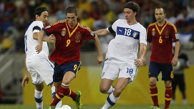 World Cup - Spain to play Italy in friendly