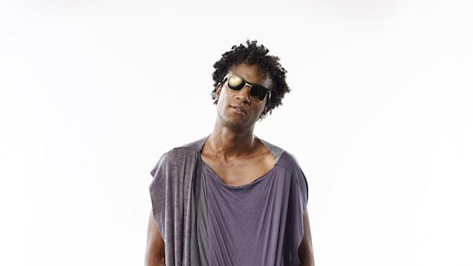 """Jarell Scott from Project Runway, Season 5 returns to the catwalk to compete in """"Project Runway All Stars."""""""